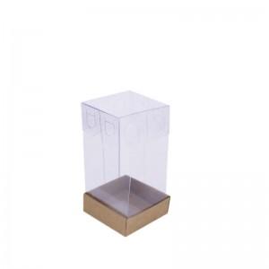 Karton Tabanlı Asetat Kutular