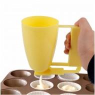 Cupcake Mafin Lokma Hamur Dağıtıcı