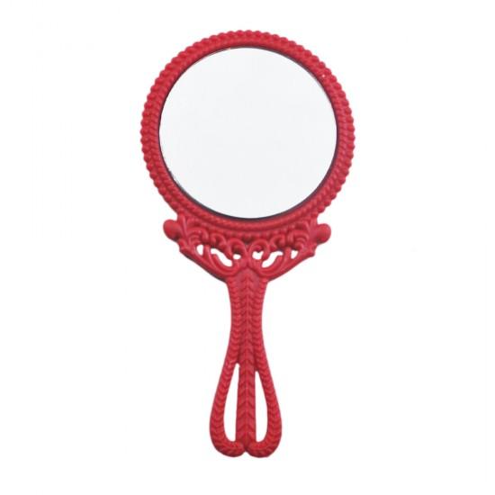 Ayna Yuvarlak Plastik (25 Adet)