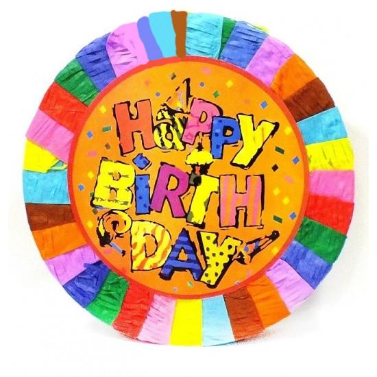 Pinyata Happy Birthday + Sopası