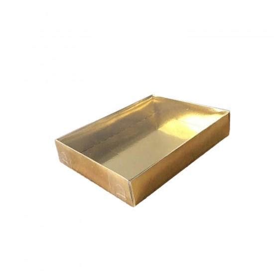 Asetat Kapaklı Karton Kutu 12X15X3 (25 Adet)