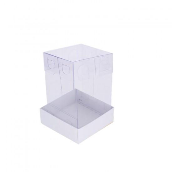 Asetat Kutu Altı Karton 5X5X9 CM (50 Adet)