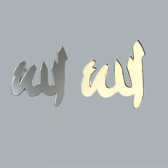 Aynalı Flexi Ayet Allah CM (20 Adet)