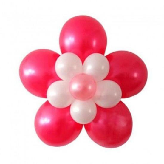 Balon Çiçek ve Papatya Yapma Aparatı Büyük Boy (6 Adet)