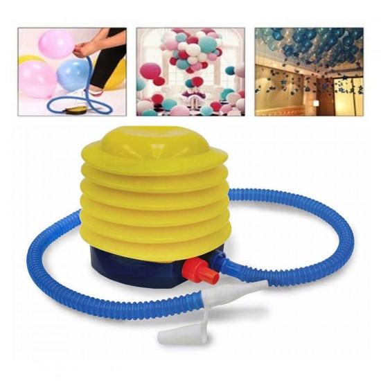 Balon Pompası Manuel Ayakla Şişirilen Model (Ayak Pompası)