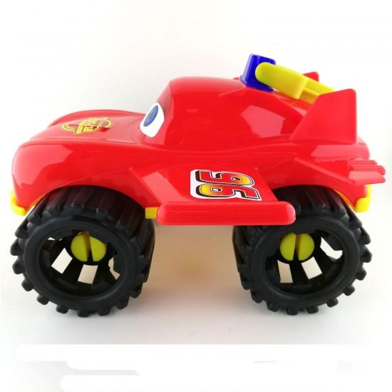 Bayraktar Plastik Cars Baston Saplı Kanatlı Araba Oyuncak 540