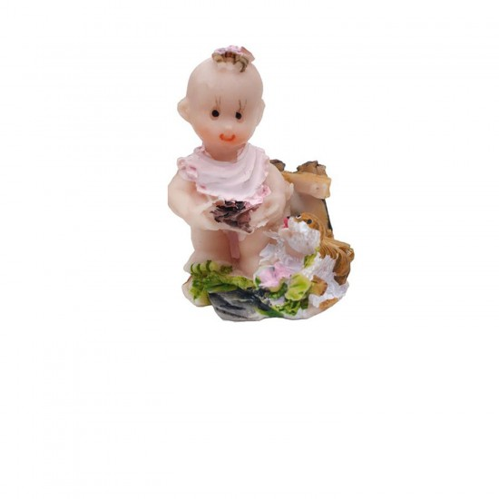 Bebek Şekeri Biblosu Bahçede Küçük Boy (20 Adet)