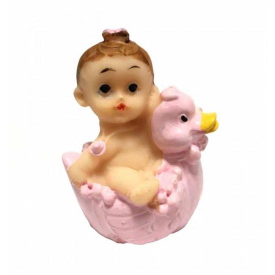 Bebek Şekeri Biblosu Bebek Civcivli Yumurtalı (50 Adet)