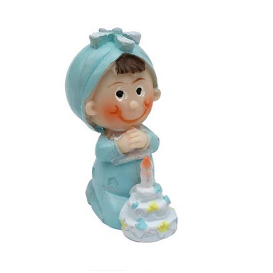 Bebek Şekeri Biblosu Doğum Günü Pastalı (20 Adet)