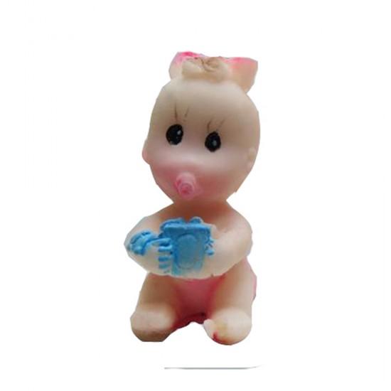 Bebek Şekeri Biblosu Bebek Elinde Dürbün (50 Adet)