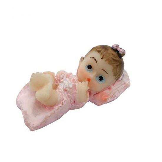 Bebek Şekeri Biblosu Bebek Yastıklı  (50 Adet)