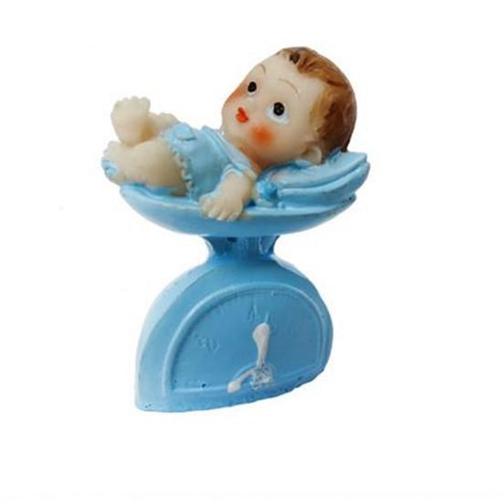 Bebek Şekeri Biblosu Bebek Tartıda (20 Adet)