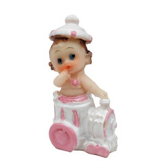 Bebek Şekeri Biblosu Bebek Trende (50 Adet)