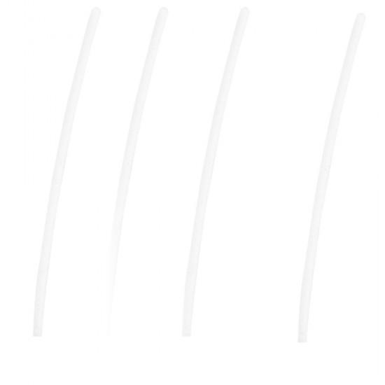 Mum Fitili Beyaz İnce N0:12 (Mumlu Sert ) 25 CM (40 Adet)