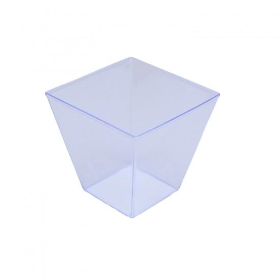 Büyük Boy Piramit Kübik Kap Prizma (25 Adet)