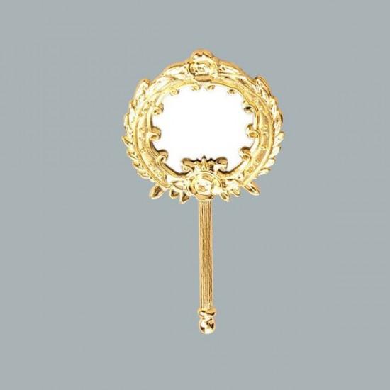 Ayna Metal Saplı Altın (10 Adet)