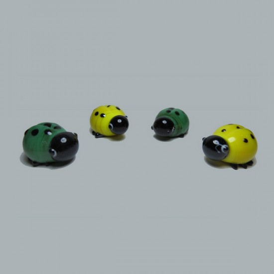 Uğur Böceği Renkli (6 Adet)