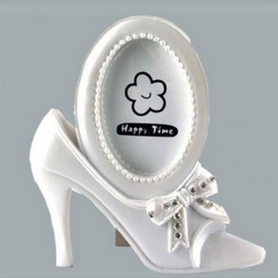 Çerçeve Ayakkabı Parlak