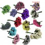 Çiçek  Akrilik İri Cipso  Görünümünde Pıtırcık (144 Adet)