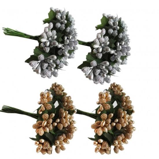Çiçek İri Cipso Görünümünde  Pıtırcık (144 Adet)