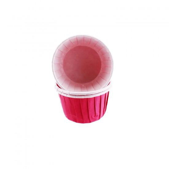 Cupcake Kalıbı Büyük Boy Düz Renk  62*40 Mm (50 Adet)