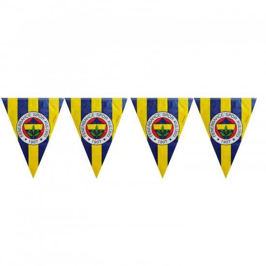 Fenerbahçe Temalı Flama Bayret Seti 3.10 Metre