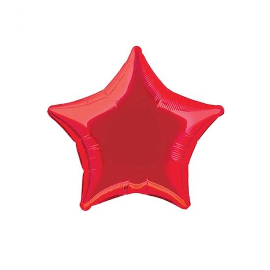 Folyo Balon Yıldız Modeli 45 CM