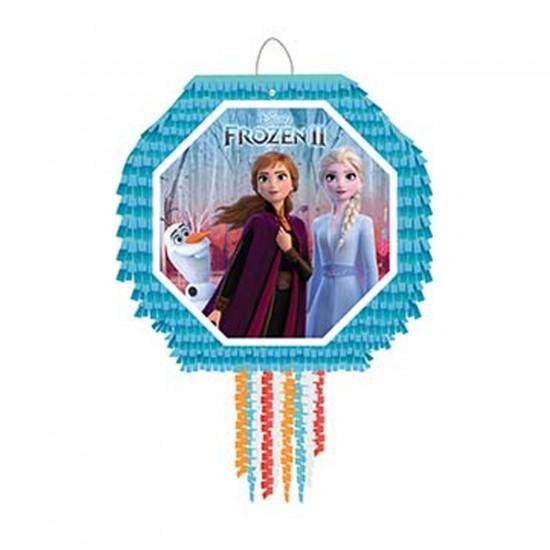 Frozen 2 Temalı Pinyata ve Sopası