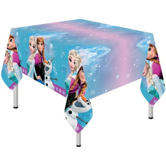 Frozen Northern Temalı Masa Örtüsü 120X180 Cm