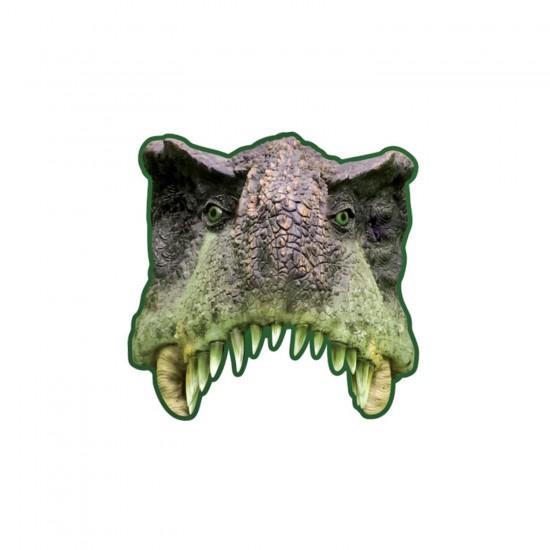 Jurassic Temalı Kağıt Maske (6 Adet)
