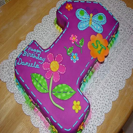 Kek Ve Pasta Kalıbı 1-2-3 Yaş 32X12 Cm