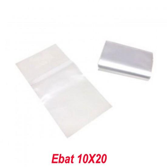 Şeffaf Cake Pops ve Kurabiye Poşeti 10X20 CM  (25 Adet)
