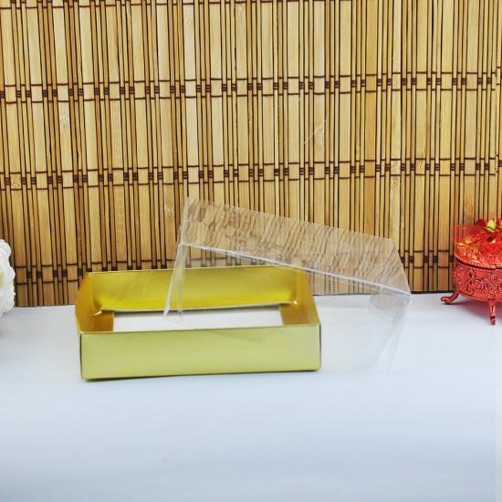 Asetat Kapaklı Karton Kutu 15X15X5 (25 Adet)