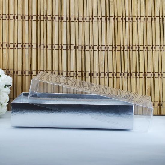 Asetat Kapaklı Karton Kutu Havlu Kutusu 25X15X5 (25 Adet)