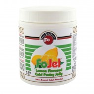 Limon Aromalı Bitkisel Dekoratif Soğuk Pasta Jeli 1 KG
