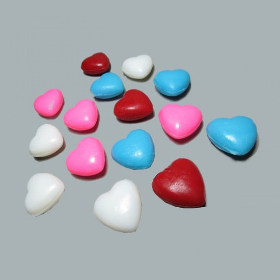 Sabun Kalp Karışık Renkli (1 KG)