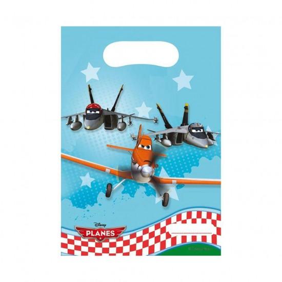 Planes Parti Çantası (6 Adet)