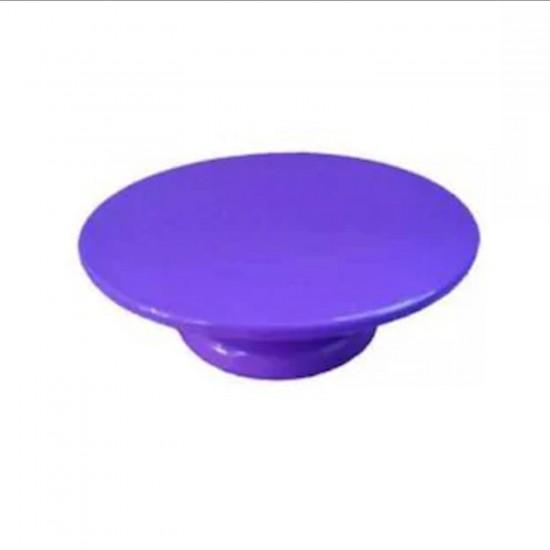 Plastik Döner Pasta Sıvama Standı 32 Cm