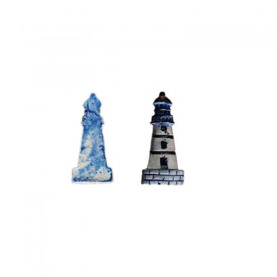 Polyester Biblo Magnet Galata Kulesi Modeli (10 Adet)