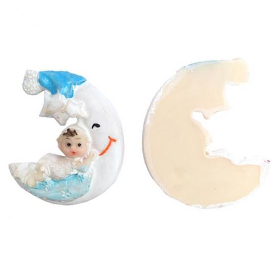 Bebek Şekeri Biblosu Bebek Aydedeli Minik (50 Adet)