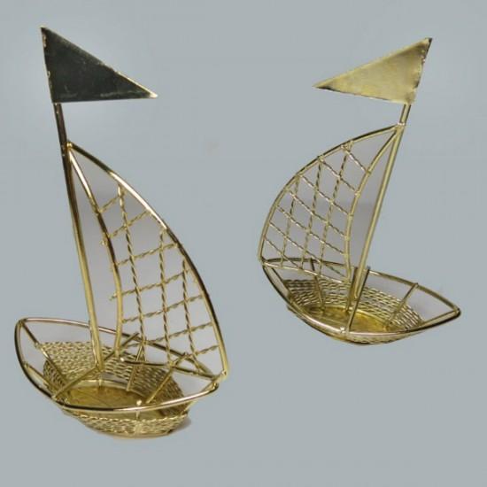 Gemi Metal Altın (10 Adet)