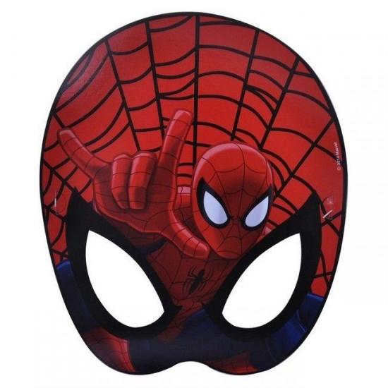 The Ultimate Spidermantemalı Kağıt Maske (6 Adet)