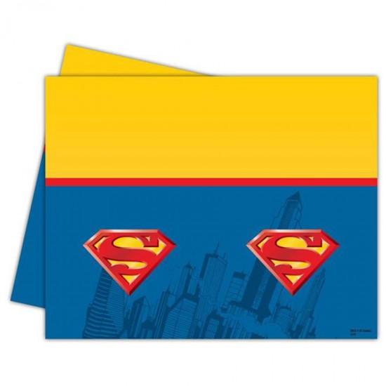Superman Temalı Masa Örtüsü 120X180 Cm