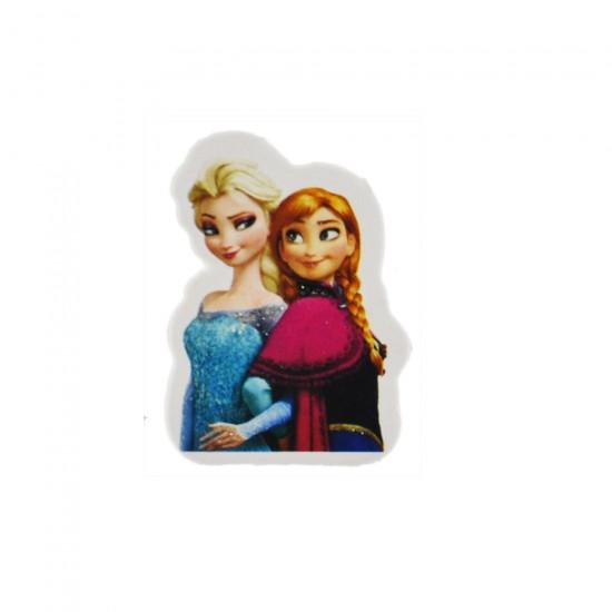 Sticker Karton Frozen Karlar Ülkesi Temalı (50 Adet)