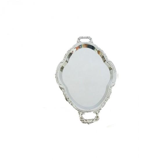 Tepsi Plastik  Minik Oval (12 Adet)