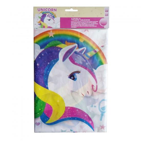 Unicorn Temalı Masa Örtüsü 120X180 CM