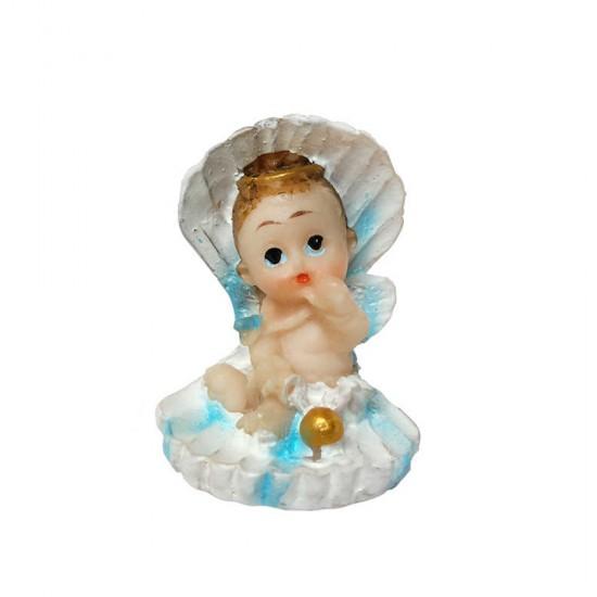 Bebek Şekeri Biblosu Bebek İstiridyeli (20 Adet)