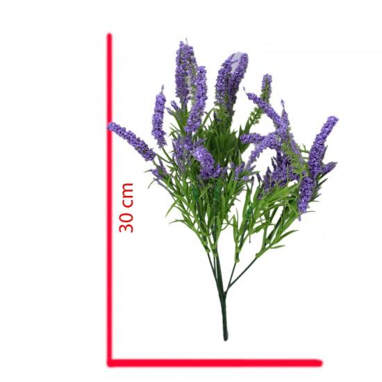 Yapay Çiçek Demeti  Lavanta