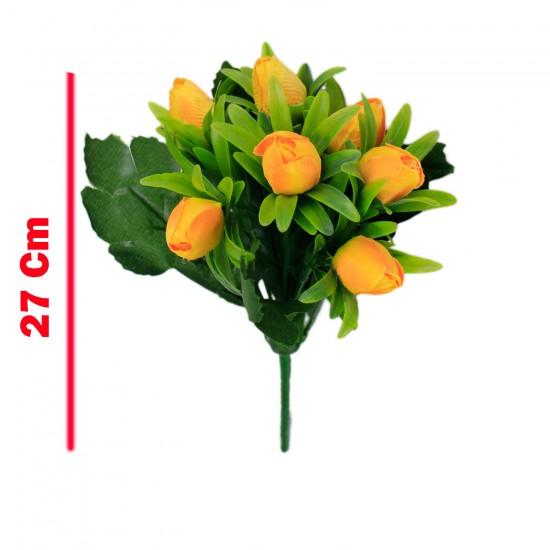 Yapay Çiçek Lale  Demet (1 Demet)