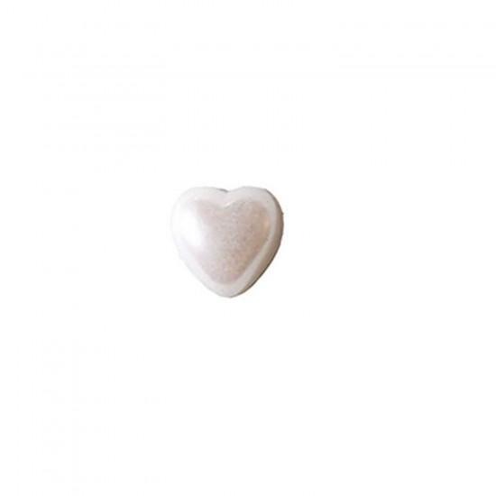 Yarım İnci Kalp Model 12  MM 250 GR